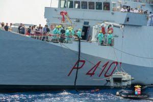 20160705_Marina Militare_Caralis_Flotta verde_anti-pollution exercise (10)