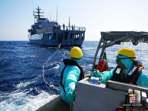 20160705_Marina Militare_Caralis_Flotta verde_anti-pollution exercise (11)