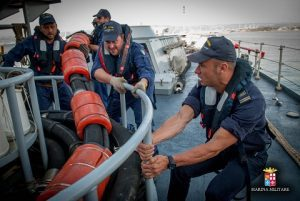 20160705_Marina Militare_Caralis_Flotta verde_anti-pollution exercise (9)