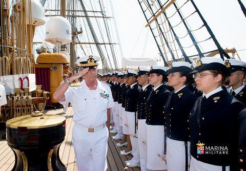20160707_Vaspucci_Marina Militare_cerimonia campagna estiva