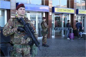 20160711_Strade Sicure-Giubileo_rgt Savoia Cavalleria (3°)_Esercito Italiano (1)