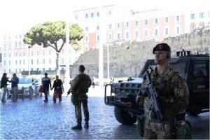 20160711_Strade Sicure-Giubileo_rgt Savoia Cavalleria (3°)_Esercito Italiano (2)