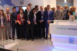 20160718_Lombardia Aerospace Cluster_Farnborough 2016