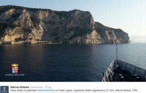 20160720_Marina Militare_Finale Ligure_Battaglia di Noli