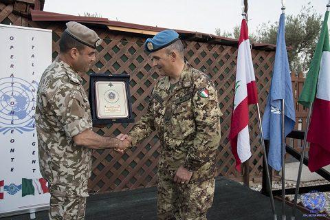L'omaggio del General Security Directorate