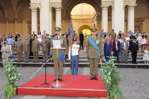 20160731_Accademia Militare_Avvicendamento al Comando del Reggimento Allievi