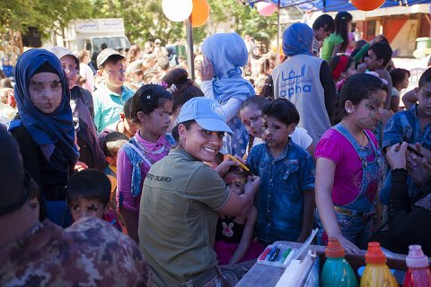 20160801_SW UNIFIL_Tibnin-Face painting 5 (3)