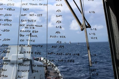 Marina, Seaborder 2016: sicurezza, sorveglianza e salvataggio nel Mediterraneo occidentale