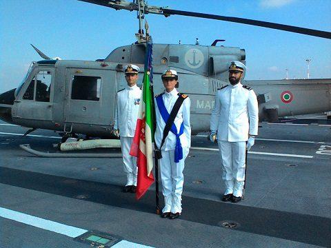 Marina, cambio al CINCNAV alla presenza del CaSMM amm Girardelli: l'amm Marzano succede all'amm Foffi