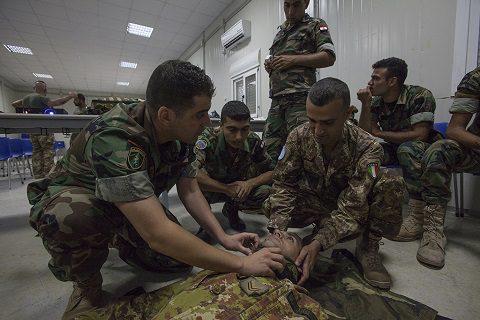 Sector West, UNIFIL: come riconoscere gli ordigni inesplosi, addestramento a favore di LAF e contingenti stranieri