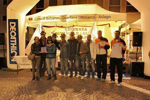 """Alpini Alto Adige e Giovani AVIS: """"Quadrathlon"""" allo Sport City di Bolzano per la Giornata della Salute mentale"""