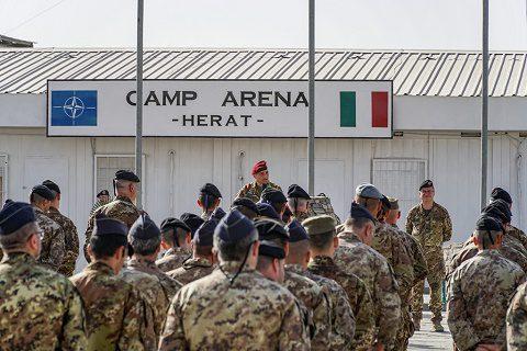 TAAC W (RS): le basi di Camp Arena e Qal'he-Ye Now visitate dal gen Castellano, DCOM Civil Outreach RS