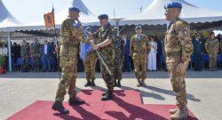 Sector West UNIFIL, TOA: la Pozzuolo del Friuli subentra alla Sassari