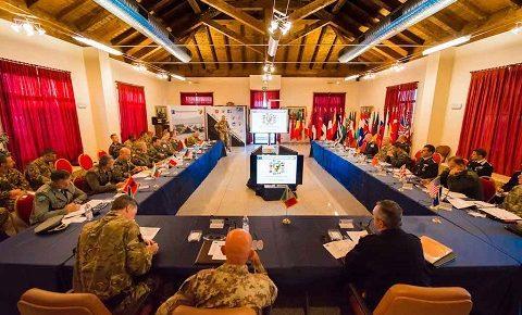 NRDC-ITA: la 13a Plenary Meeting Conference ufficializza il prossimo ingresso dell'Albania nel corpo d'armata di reazione rapida