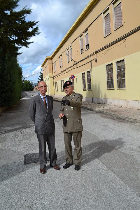 Foto 1 Dott.Alecci e Gen.B. De Vito