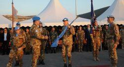 "Sector West, UNIFIL: TOA Italbatt, dai ""dimonios"" del Fanteria Sassari ai ""dragoni"" del Genova Cavalleria"