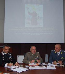 CME Abruzzo: Giubileo dei cappellani dei militari, apertura Porta Misericordia domenica 23