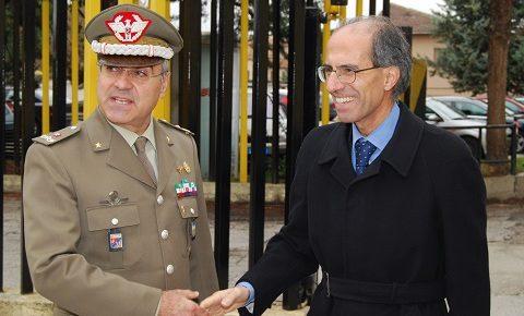 CME Abruzzo: saluto di commiato del prefetto Francesco Alecci