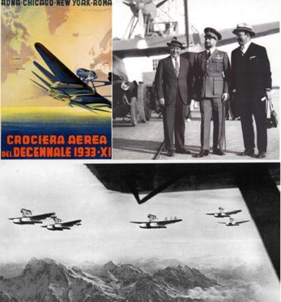 Savoia Marchetti Historical Group: omaggio all'ing Marchetti, padre dell'S.55 X della trasvolata di Balbo. Convegno ed esposizione aeromodello su disegni anni Trenta