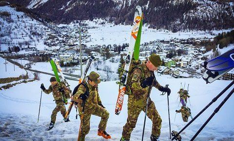 NRDC-ITA: Eagle Snowmaster 17, per operare in ambiente montano e per il team che partecipa ai CaSTA