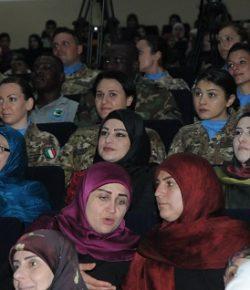 Sector West, UNIFIL: i caschi blu celebrano a Tiro la Giornata internazionale della donna