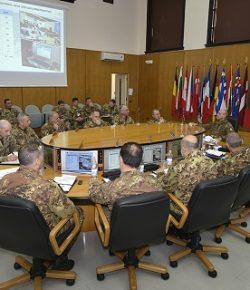 CeSiVa: Il CaSME gen Errico in visita al Centro di simulazione addestrativa dell'Esercito