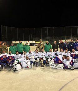 CaSTA 2017 aperti con una amichevole di Para Ice Hockey: Italia-Slovacchia 4-0, ben oltre un migliaio i fondi raccolti a scopi benefici