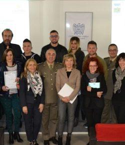 Esercito, Sbocchi occupazionali: il CME Abruzzo consegna gli attestati del corso per addetti alla logistica