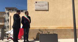 """Difesa, SSSD on Rossi intitola piazza al gen Dalla Chiesa: """"forte presenza del Governo contro ogni forma di mafia"""""""