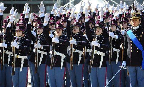 Nunziatella e Teulié: al via il concorso per l'ammissione di 160 allievi alle Scuole Militari dell'Esercito, info CME Abruzzo
