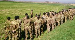 Scuola Applicazione, a lezione sul campo: battlefield tour a Marengo per il 196° corso Certezza