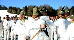 CaSTA: si concludono le gare militari della 69^ edizione, vince il Centro Addestramento Alpino di Aosta