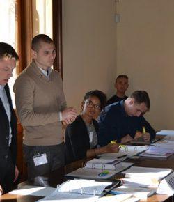 Scuola Applicazione Esercito: il team italiano vincitore nella 16^ edizione dei Campionati di diritto umanitario indetti dall'IIHL di Sanremo