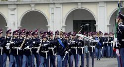 Teulié, Esercito: in 72 giurano fedeltà alla Repubblica