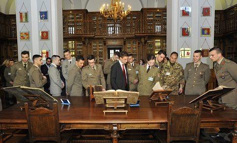 Scuola Applicazione, Military Erasmus: in 33 al modulo di Common Security and Defence Policy