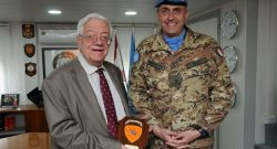 Sector West, UNIFIL: l'ambasciatore in Libano del Sovrano Ordine di Malta in visita al contingente italiano