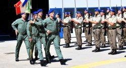 """Aviazione Esercito: i primi 60 anni del CAAE, la """"grande famiglia"""" dei baschi azzurri"""