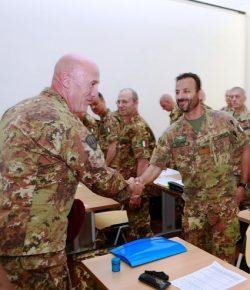 Scuola Sottufficiali: 5° corso per Sottufficiale di Corpo, figura a sostegno dell'azione del Comandante