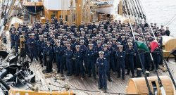 Marina, il Vespucci ad Halifax 4^ tappa della Campagna di istruzione: oggi conferenza stampa del Comandante Patruno
