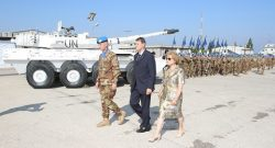 """Sector West, UNIFIL: ricordo del ten Millevoi, nel 1993 in Somalia """"vestiva lo stesso elmetto, foulard, basco dei soldati sulla Blue Line oggi"""""""