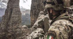 """Difesa, il CaSMD gen Graziano alla 5 Torri: """"cime estreme, palestra per ogni militare ma anche terra di fratellanza per l'Europa"""""""