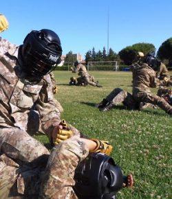Scuola Sottufficiali: il 19° Saldezza completa il corso di combattimento corpo a corpo MCM