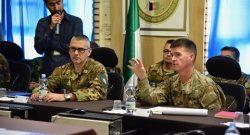 TAAC-W: meeting tra vertici Difesa Afghanistan e Comando di Resolute Support nel primo mese di attività della Taurinense