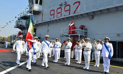 Marina: cambio al Comando della Forza anfibia italo-spagnola, ruolo centrale nella strategia marittima