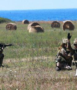 Scuola Sottufficiali: esercitazione di squadra in attacco per gli allievi marescialli del 19° Saldezza
