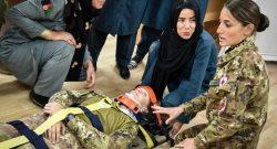 TAAC-W, RS: abilitazione al primo soccorso con defibrillatore per Poliziotte Penitenziarie