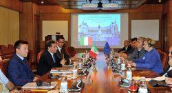 Difesa: un regional hub antiterrorismo a Napoli al centro dell'incontro tra il SSSD on Rossi e la Sottocommissione Sicurezza Difesa del Parlamento europeo