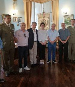 CME Abruzzo: il gemellaggio tra Castel di Sangro e Kentville consolida rapporto con West Nova Scotia Regiment