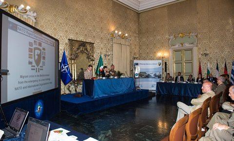 NRDC-ITA: un seminario sul ruolo della NATO e delle IOs nella gestione dei migranti