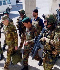 TAAC-W, Herat: fly-to-advise nella provincia di Baghdis, dove è forte la minaccia terroristica a 5 anni dalla transition